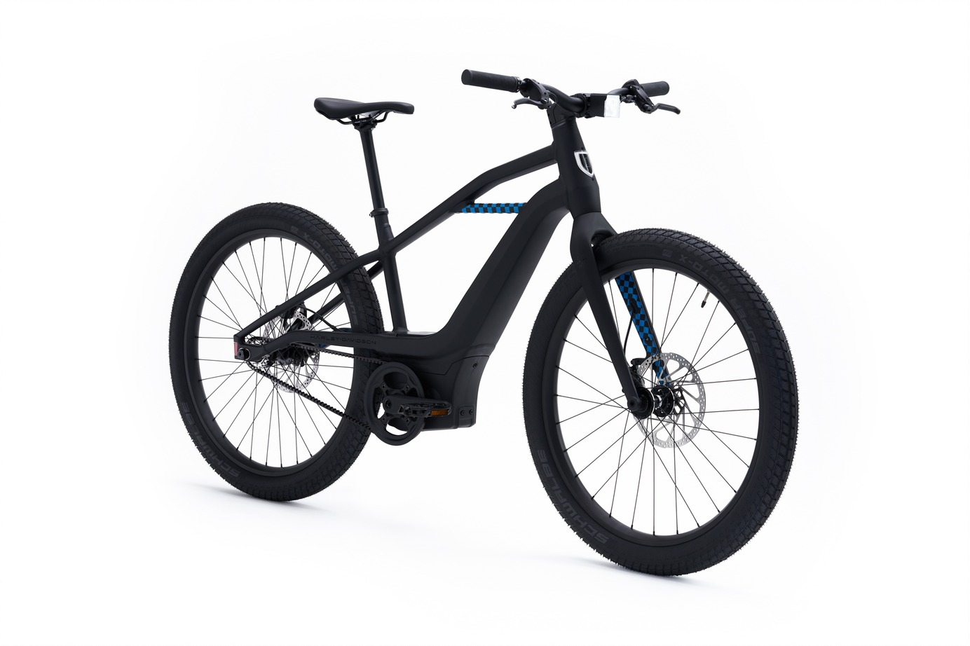 Harley-Davidson Serial 1 eBicycle - Mosh/Cty